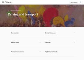 transport.sa.gov.au