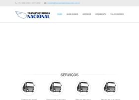 transportadoranacional.com.br