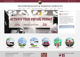 transportation.fsu.edu
