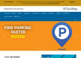 transportation.ucsd.edu
