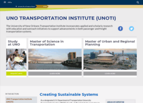 transportation.uno.edu