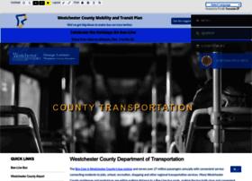 transportation.westchestergov.com