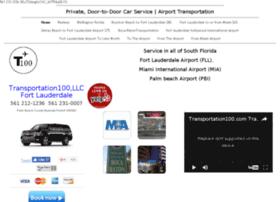 transportation100llc.com