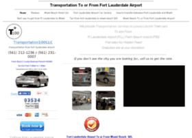 transportationfromfortlauderdaleairport.com
