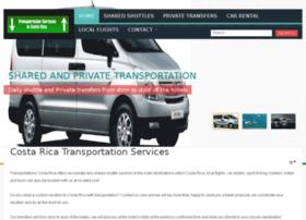 transportationscostarica.com