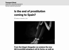 transportdirect.info