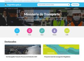 transporte.gob.ar