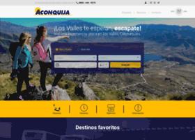transporteaconquija.com.ar