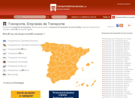 transportedemercancias.net
