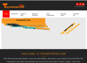 transportercab.com