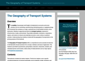 transportgeography.org