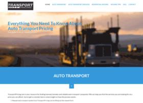 transportpricing.com