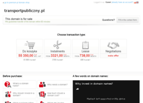 transportpubliczny.pl