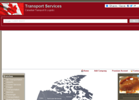 transportservices.info