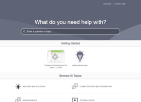 transpose.helpjuice.com