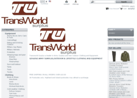 transworldsurplus.co.uk