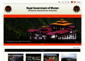trashigang.gov.bt