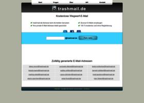 trashmail.de