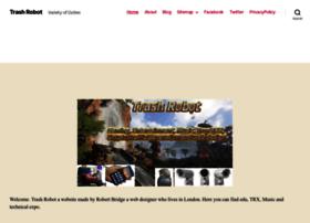 trashrobot.com