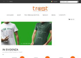 trastclothingstores.com