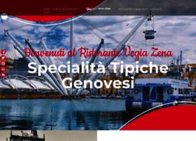 trattoriavegiazena.com