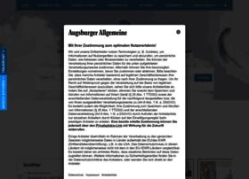 trauer-anzeigen.augsburger-allgemeine.de
