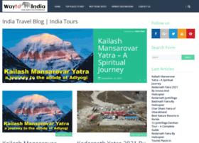 travel-blog.waytoindia.com