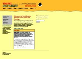 travel-industry-dictionary.com