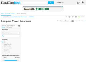 travel-insurance.findthebest.com