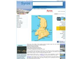 travel-to-syros.com