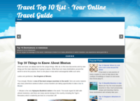 travel-top10.blogspot.sg