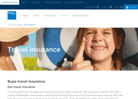travel.bupa.co.uk