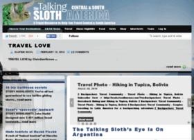 travel.thetalkingsloth.com