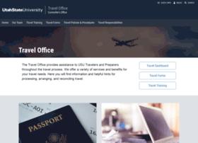 travel.usu.edu
