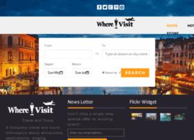 travel.whereivisit.com