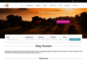 travel2ooty.com