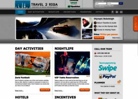 travel2riga.com