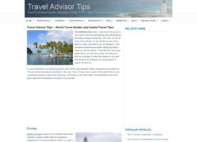 traveladvisortips.com