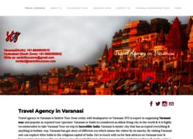 travelagencyinvaranasi.com