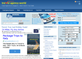 travelagencyworld.com.sg
