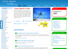 travelagentsfinder.co.uk
