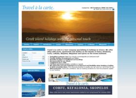 travelalacarte.co.uk