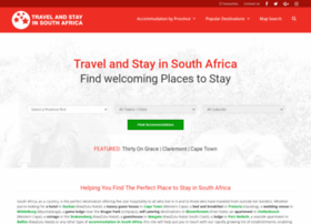 travelandstayinsa.co.za