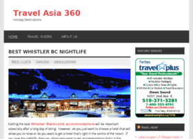 travelasia360.net