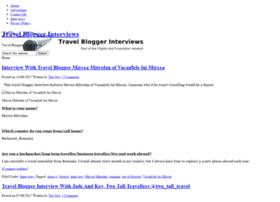 travelbloggerinterviews.com