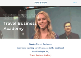 travelbusinessacademy.com