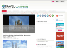 travelcontinents.com