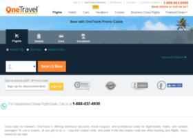 travelcoupons.onetravel.com
