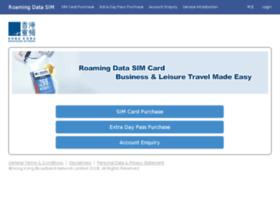 traveldata.hkbn.net
