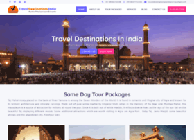 traveldestinationsinindia.com